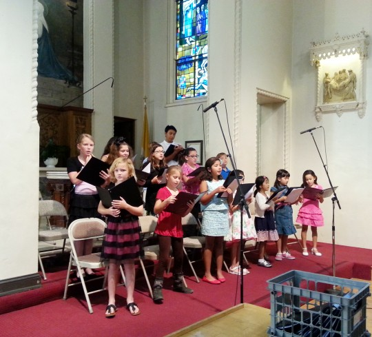 2013-2014 Children's Choir