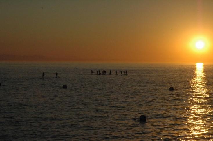 2015 Sunrise Paddle Boarding CIMI