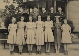 Holy Family School Graduates