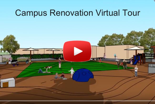 Campus Renovation Virtual Tour