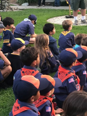 Cub Scouts & Boy Scouts – Holy Family Catholic School